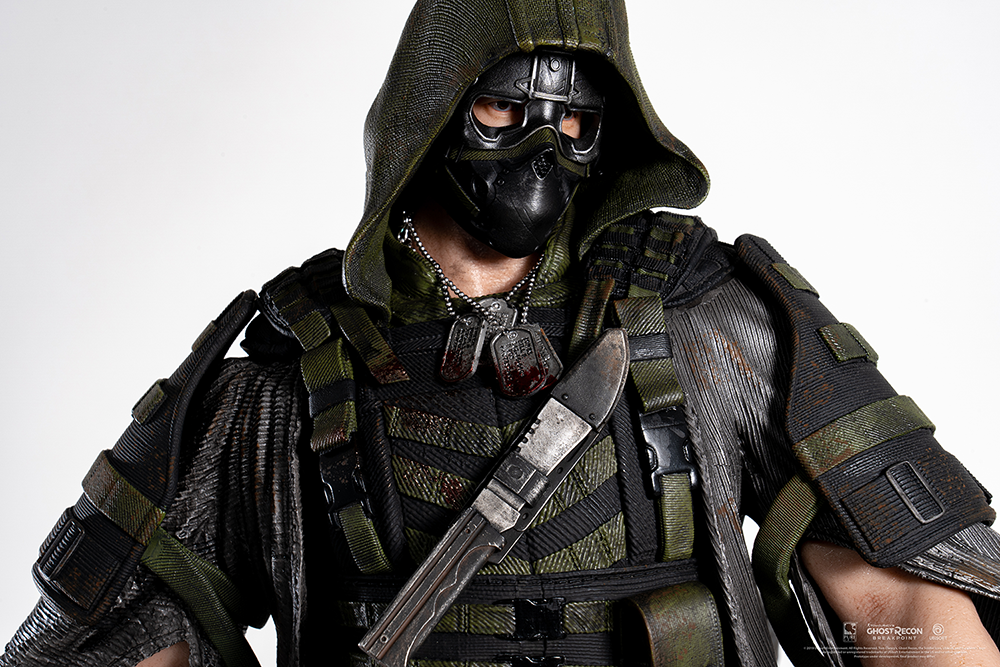 Win The New Ghost Recon Breakpoint Cole D. Walker 1/4 Polyresin Statue From Pure Arts!