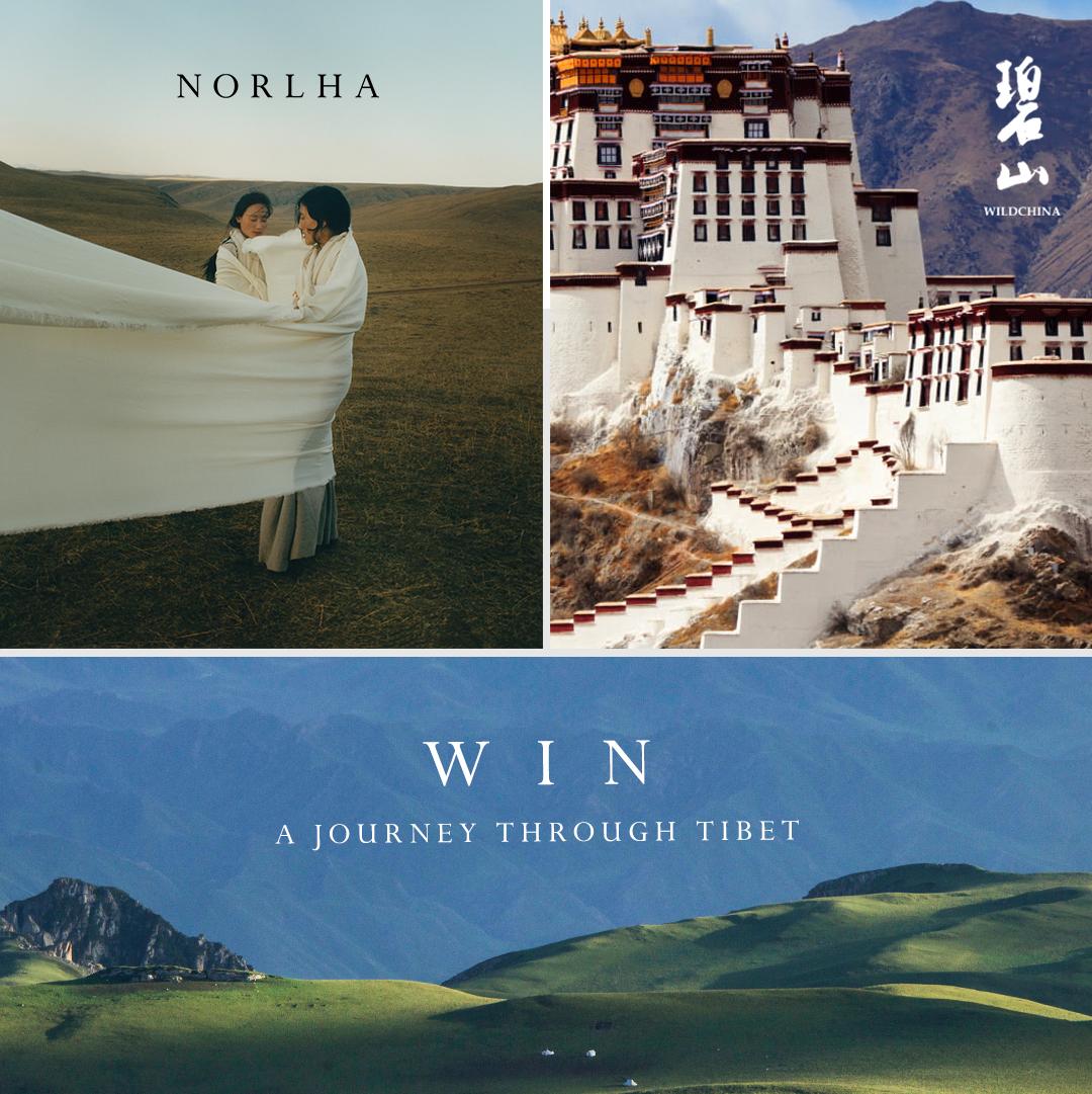 Norlha x WildChina ~ Journey through Tibet Giveaway Image