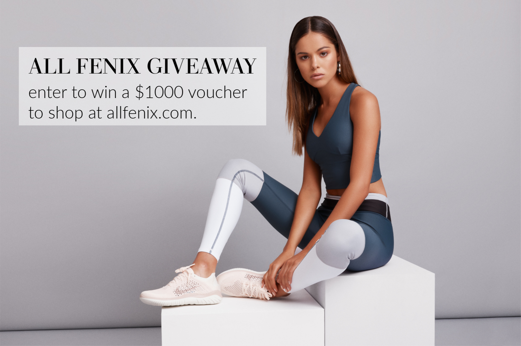 Win a $1000 Voucher to AllFenix.com! Giveaway Image
