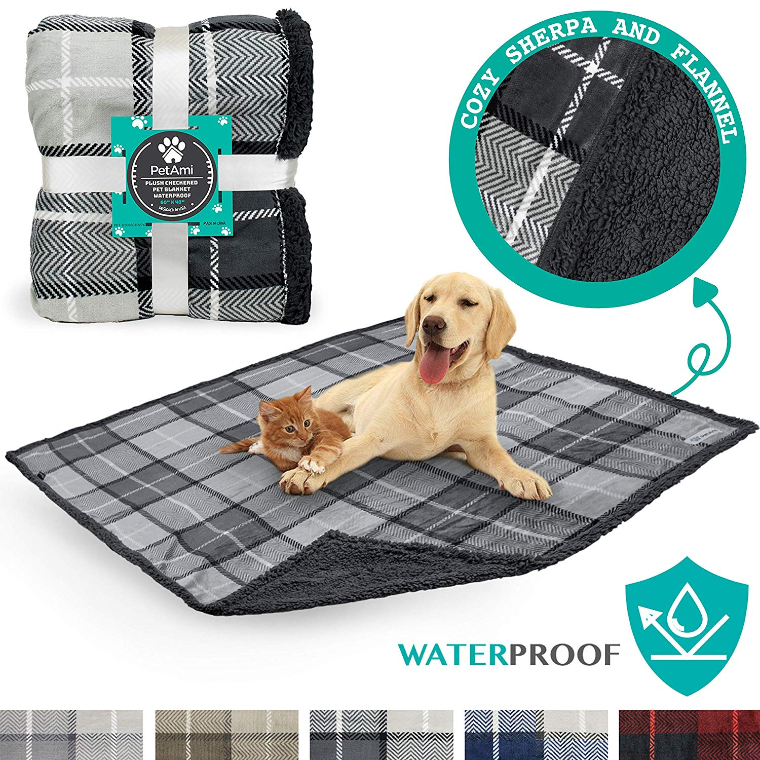 #1 Selling Pet Blanket! Enter Now to Win! (Open for 5 days ONLY) Giveaway Image