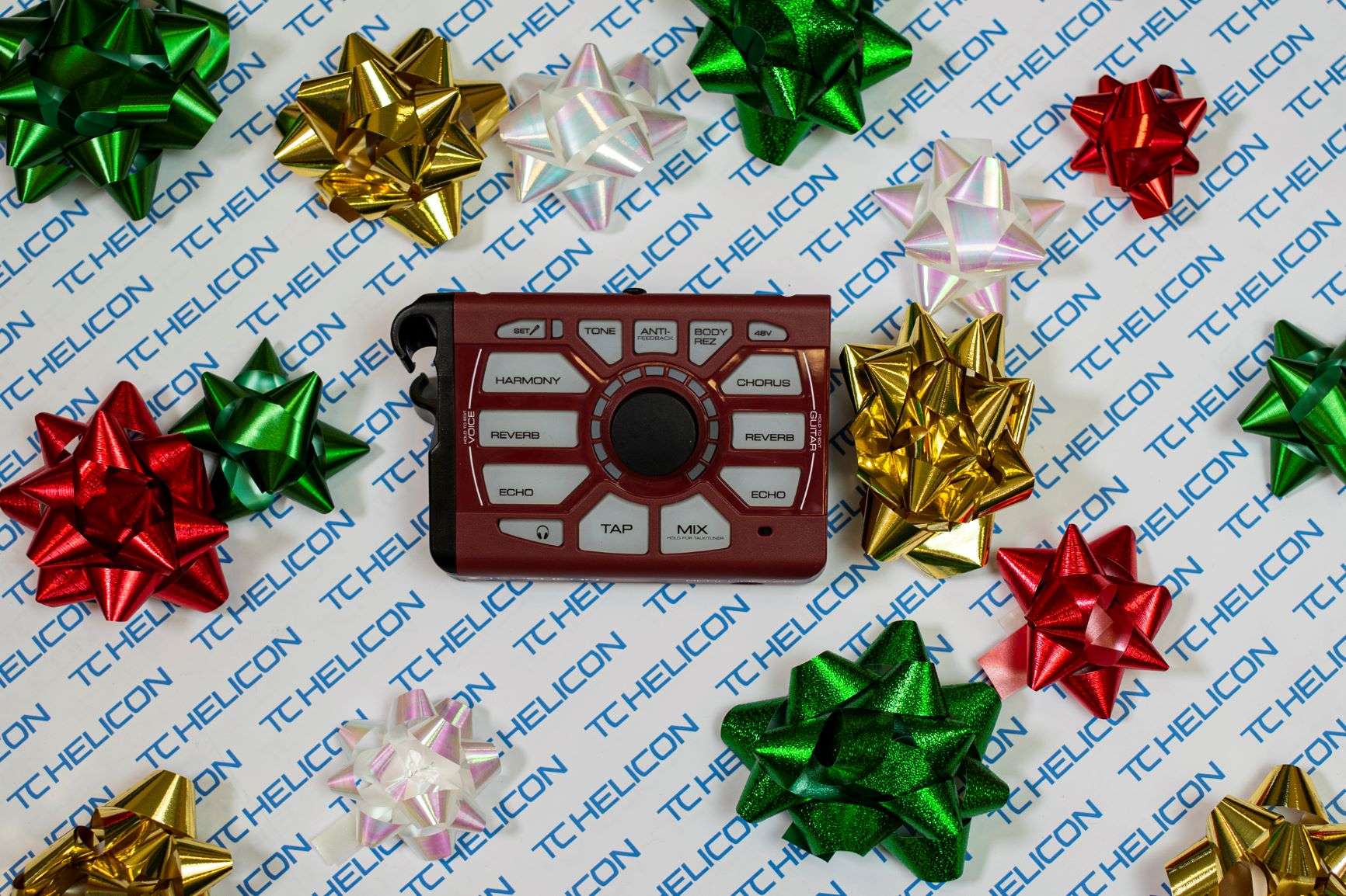 TC Helicon Holiday Giveaway (Perform VG) Giveaway Image