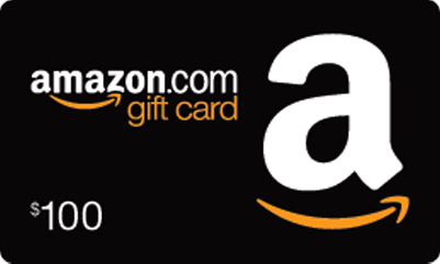 Win a $100 Amazon Gift Card!!! Giveaway Image