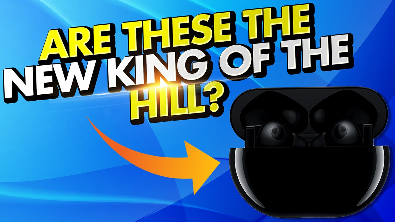 Huawei FreeBuds Pro Review! - Are these the Apple AirPods Pro Killers? Giveaway 2020 Giveaway Image