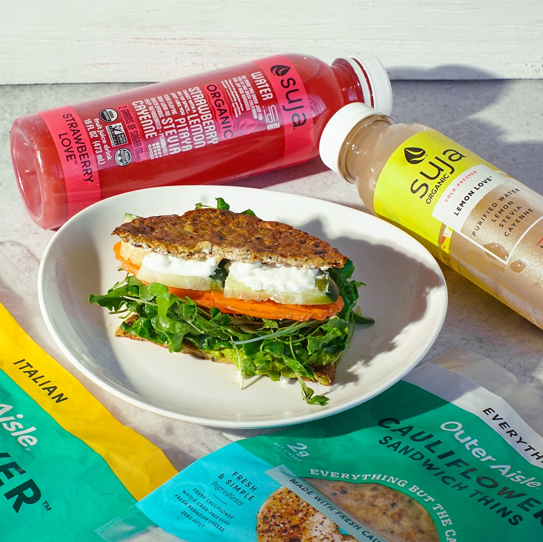 Outer Aisle + Suja Organic Giveaway Giveaway Image