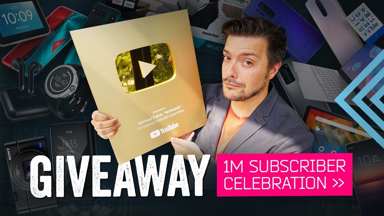 OnePlus 8, OnePlus 8 Pro, Surface Go 2, Signature Type Cover, and Pen, RedMagic 5G device (global), Motorola Razr and more (42 HOURS LEFT!!) Giveaway Image