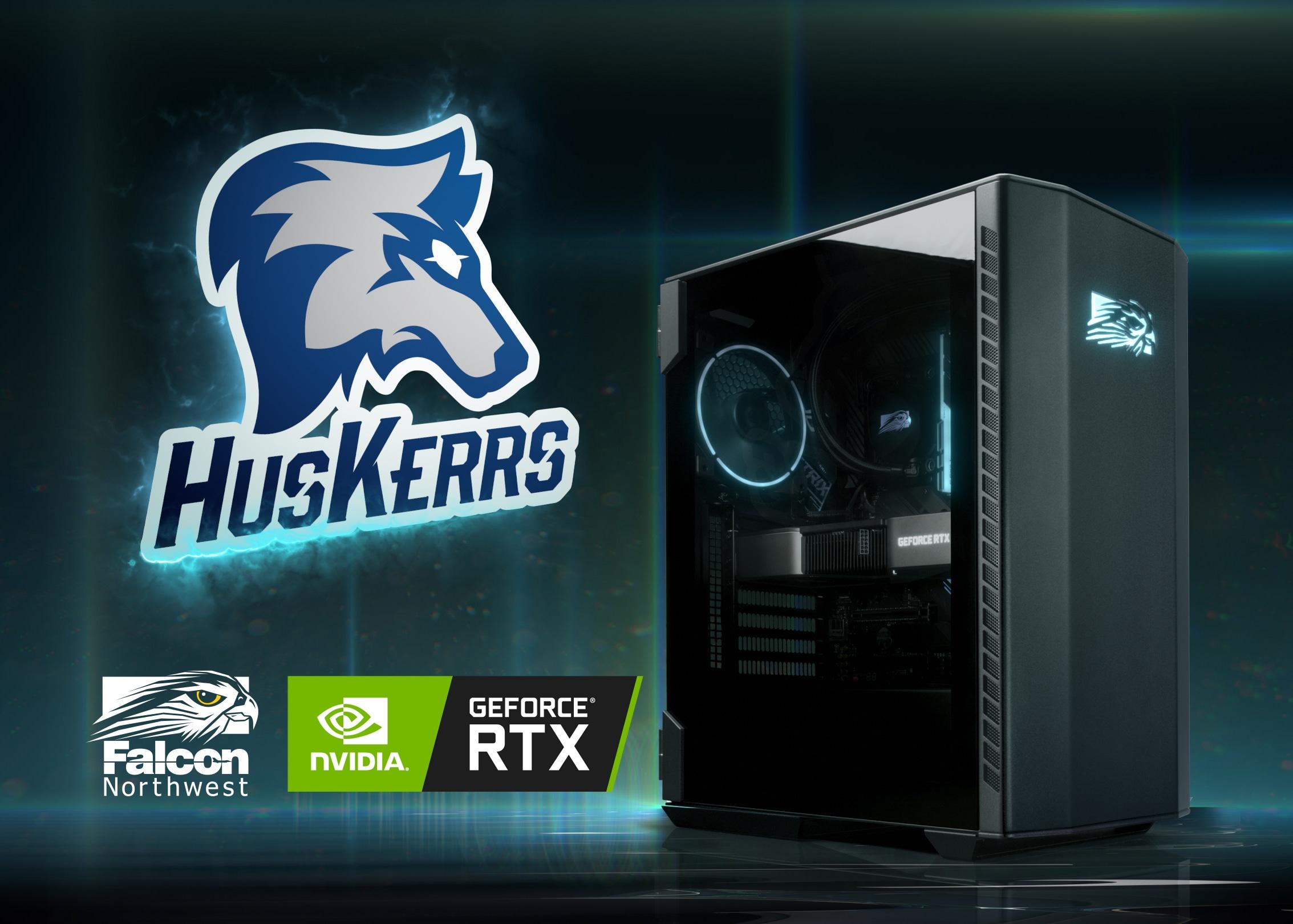 Win HusKerrs Talon PC! Giveaway Image