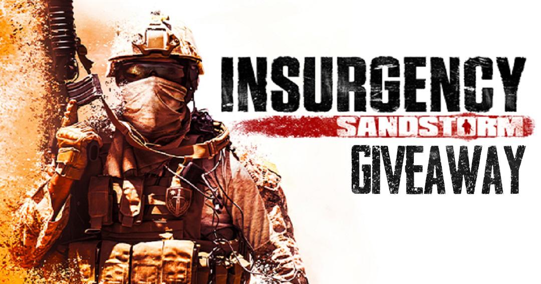 Insurgency Sandstorm Giveaway Giveaway Image
