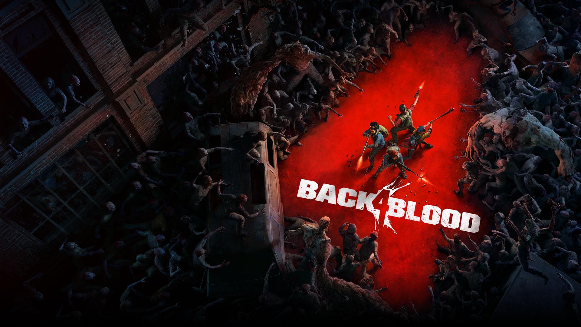 A Bunch Of Back 4 Blood Beta Keys  {08/05/2021} Giveaway Image