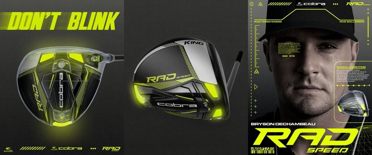 The Winner Gets a Custom Fitted Complete Cobra Radspeed 2021 Set, Bag & Fitting Worth $4,500