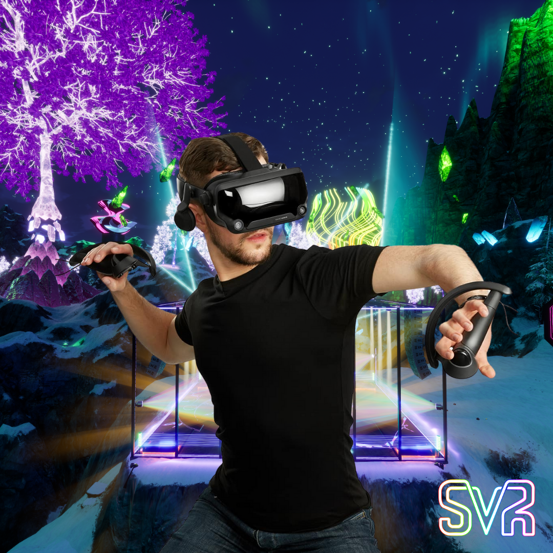 Soundscape VR 7 Year Anniversary Valve Index VR Headset Giveaway Campaign Giveaway Image