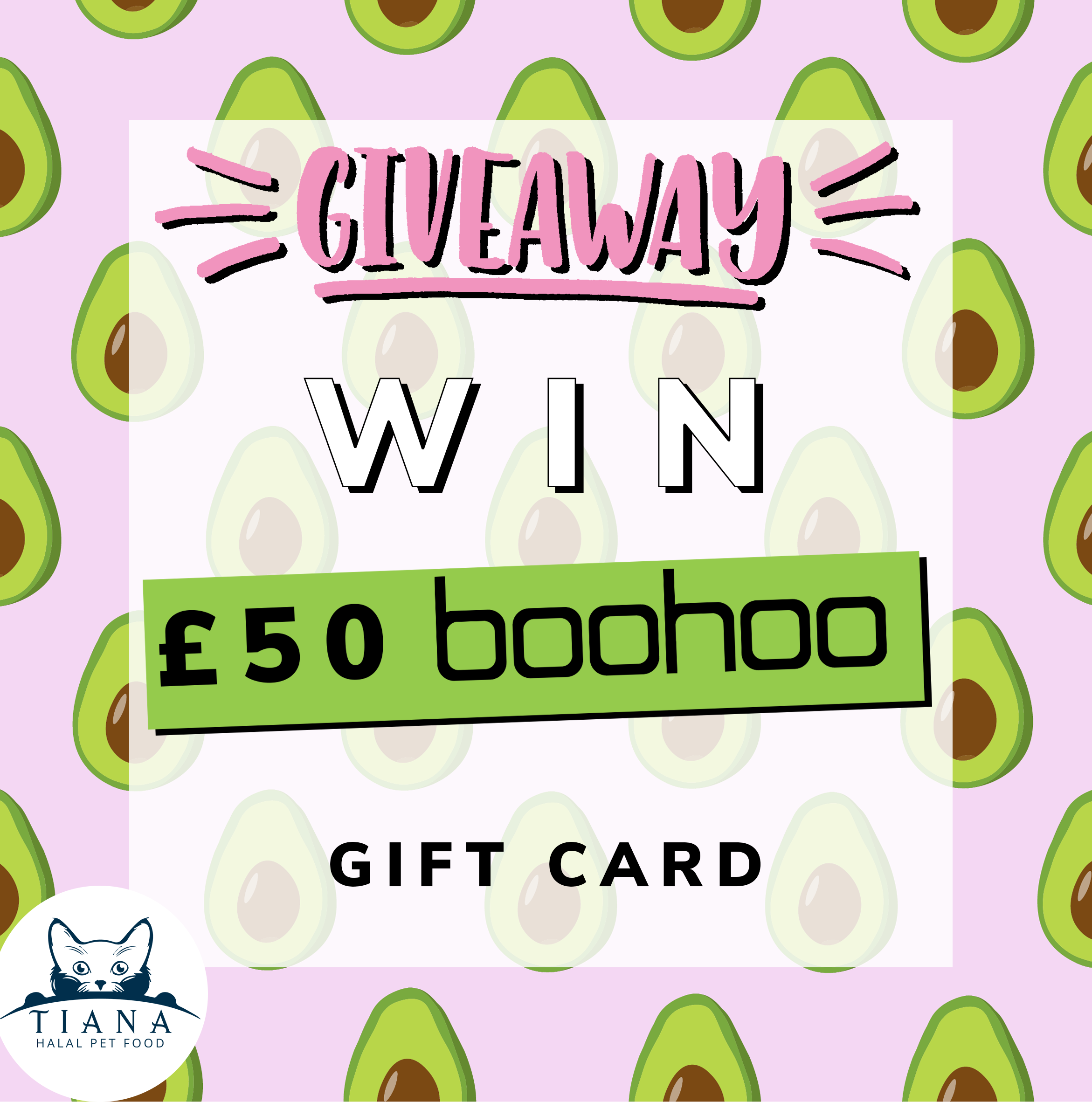 WIN A £50 BOOHOO Shopping Spree Giveaway Image