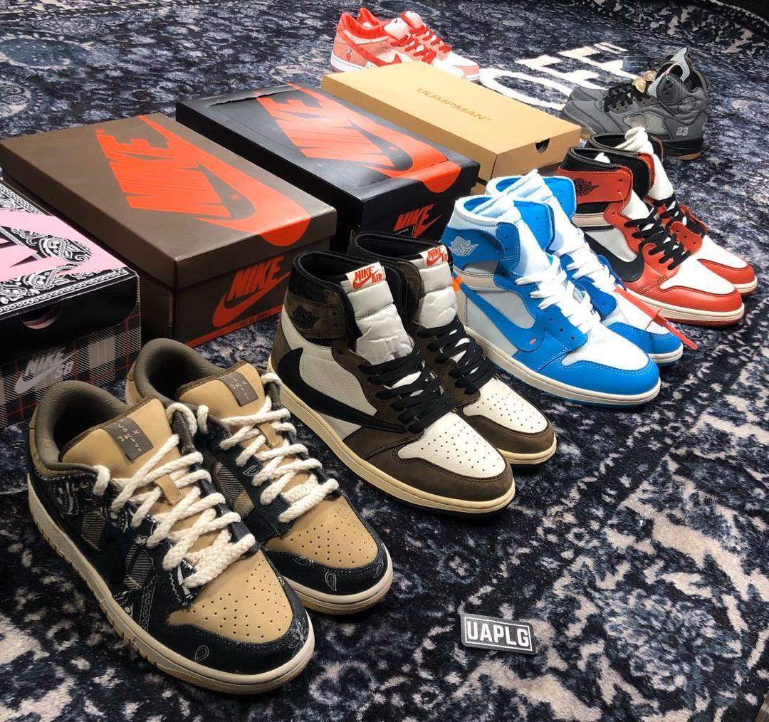 YoWinner - UA Sneaker of Choice! View