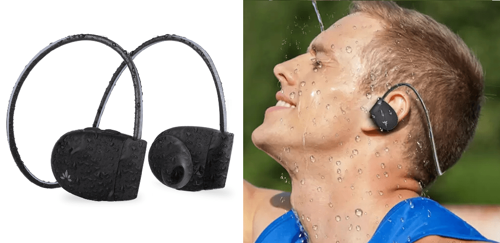 Enter to win a pair of AS30 Waterproof IPX7 Bluetooth Earbuds Giveaway Image