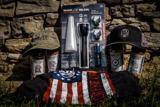 Enter to Win 1 of 3 MAGLITE - MTN.TopOutdoors Bundles Giveaway Image