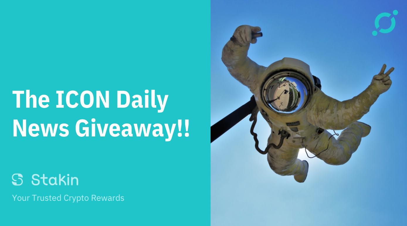 ICON Daily News Giveaway