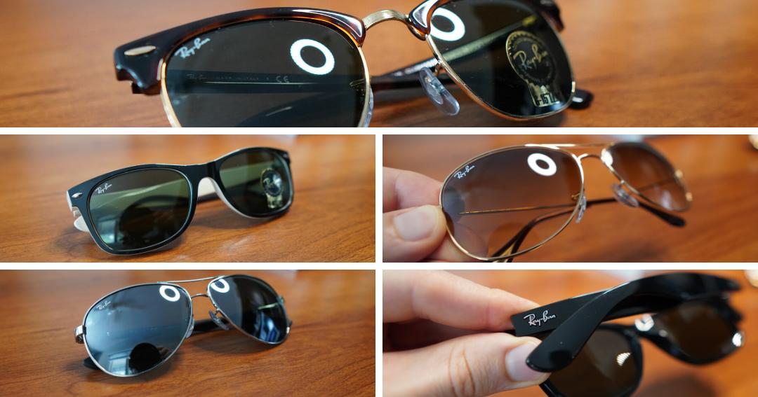 Rayban Sunglasses Giveaway! Giveaway Image