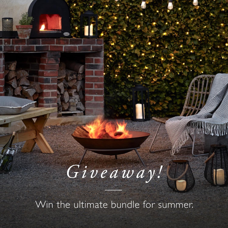 Summer lights Giveaway Giveaway Image