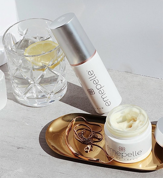 Enter to Win! Emepelle Skin Care Giveaway Giveaway Image