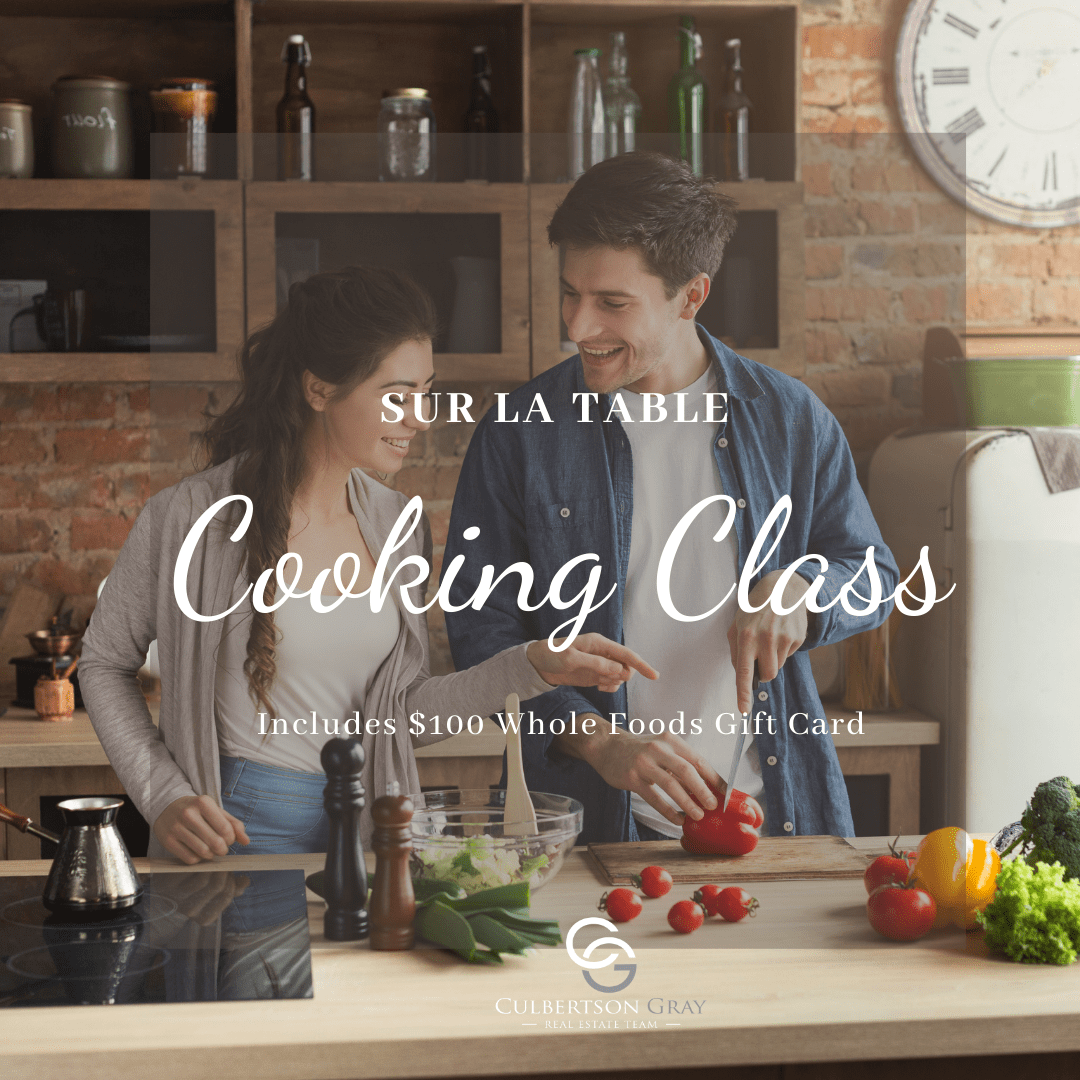 Virtual Cooking Class and a $100 Whole Foods Gift Card Giveaway Giveaway Image