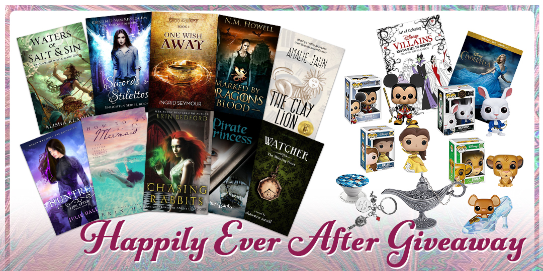 Happily Ever After Giveaway!!