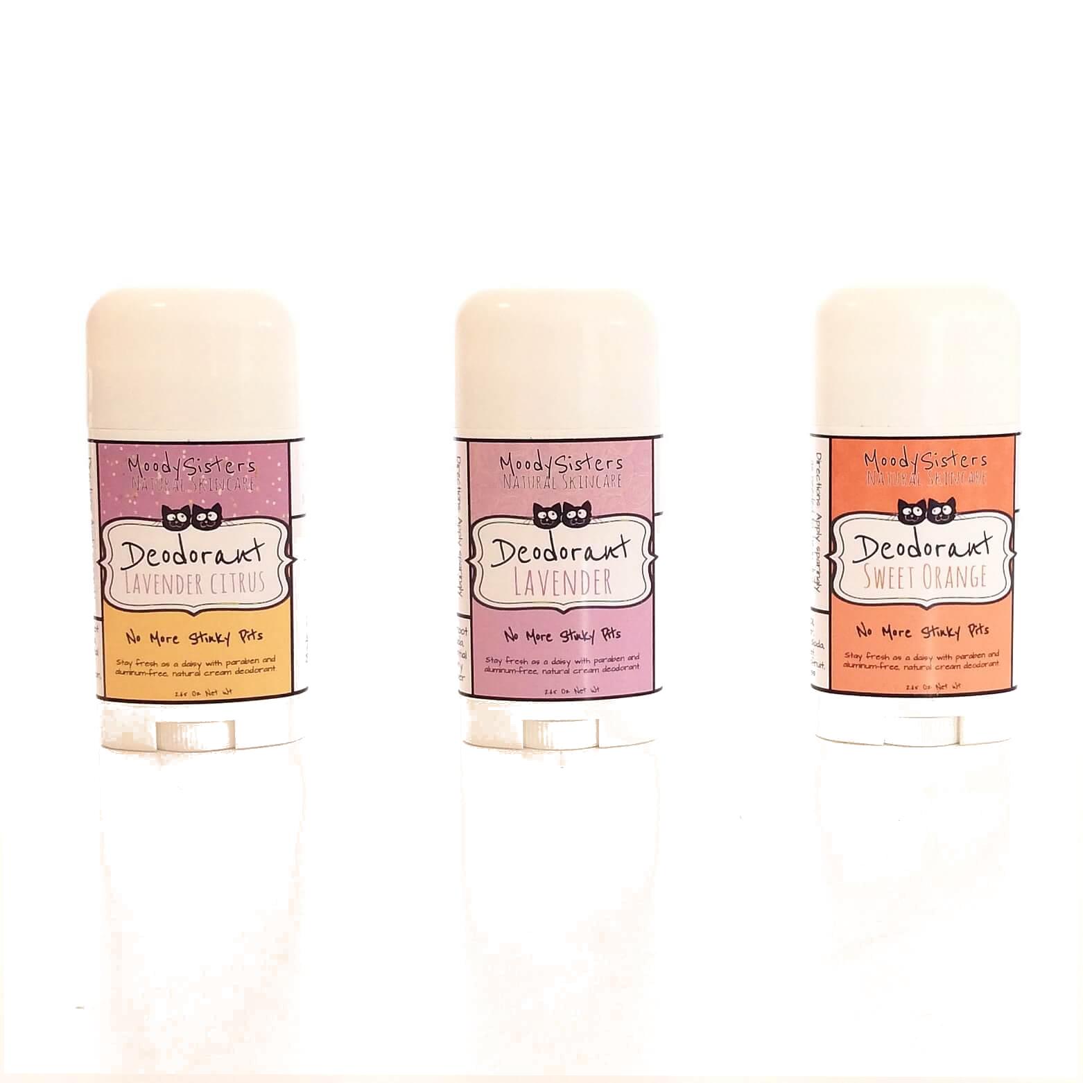 Deodorant of your choice + 1 Grand Winner Custom Woolen Moss Tee