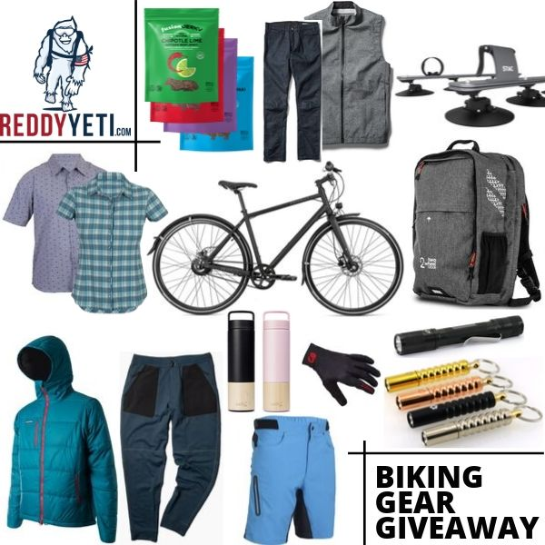 Win The Ultimate Bike Gear Giveaway