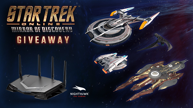 [ONE] Giveaway: Gagnez un 'Pro Gaming Router XR500' + Discovery Packs Upload