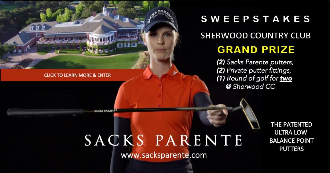 Sacks Parente Golf Giveaway