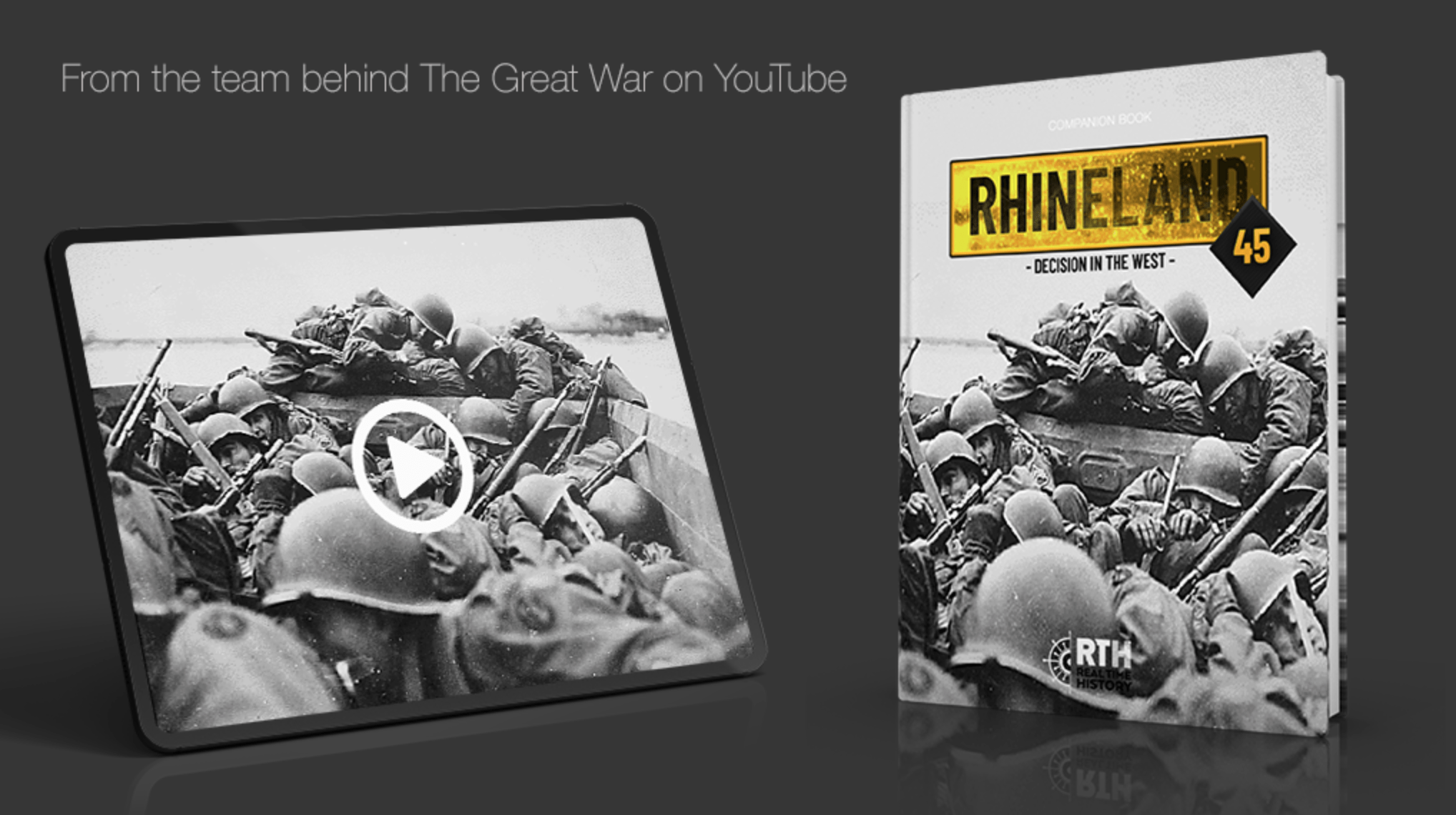 Win Battle of the Rhineland documentary prizes Giveaway Image