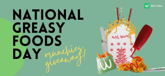 Win $200 to Grubhub and $100 Visa Gift Card Giveaway Image