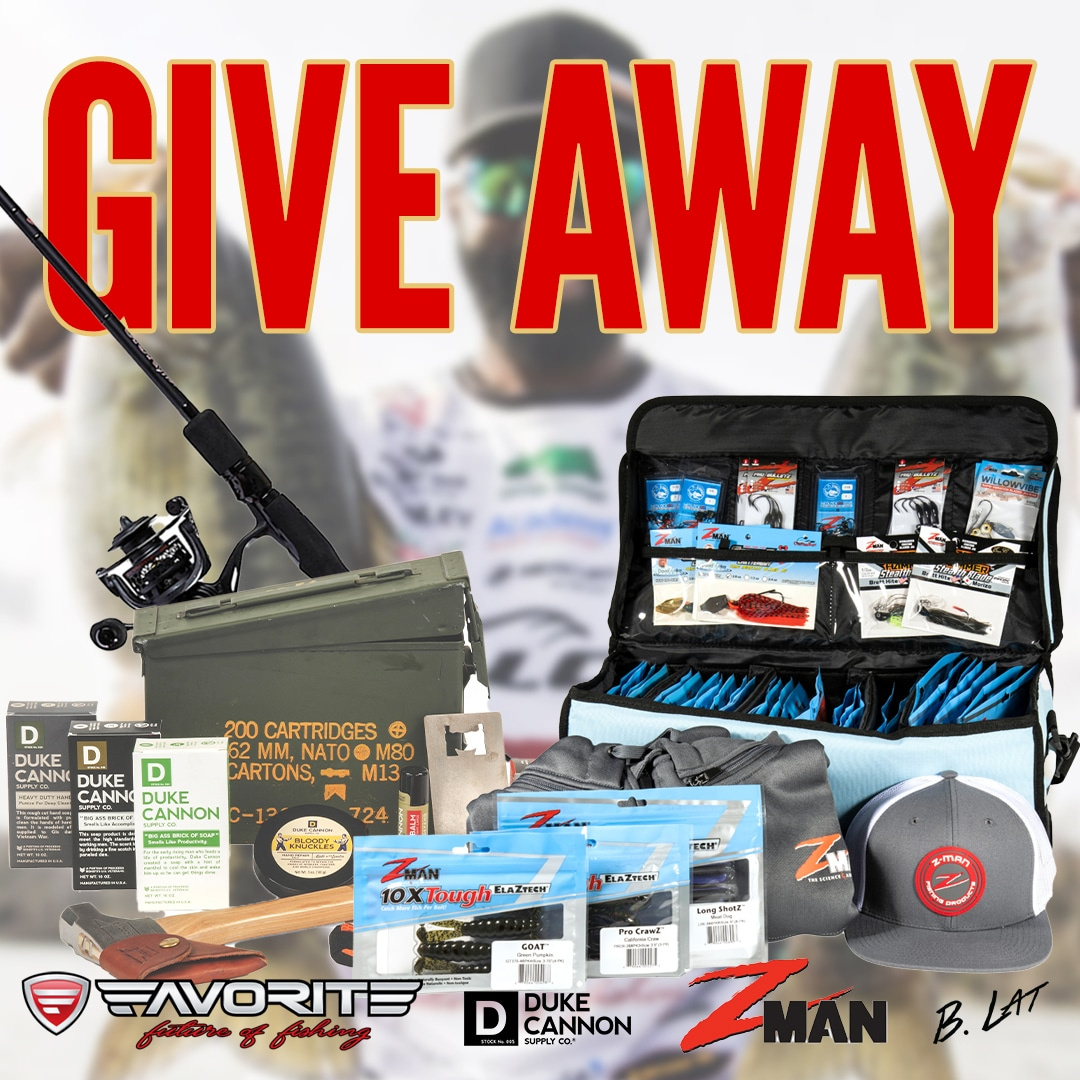 online contests, sweepstakes and giveaways - Win The Ultimate Fishing Prize Package
