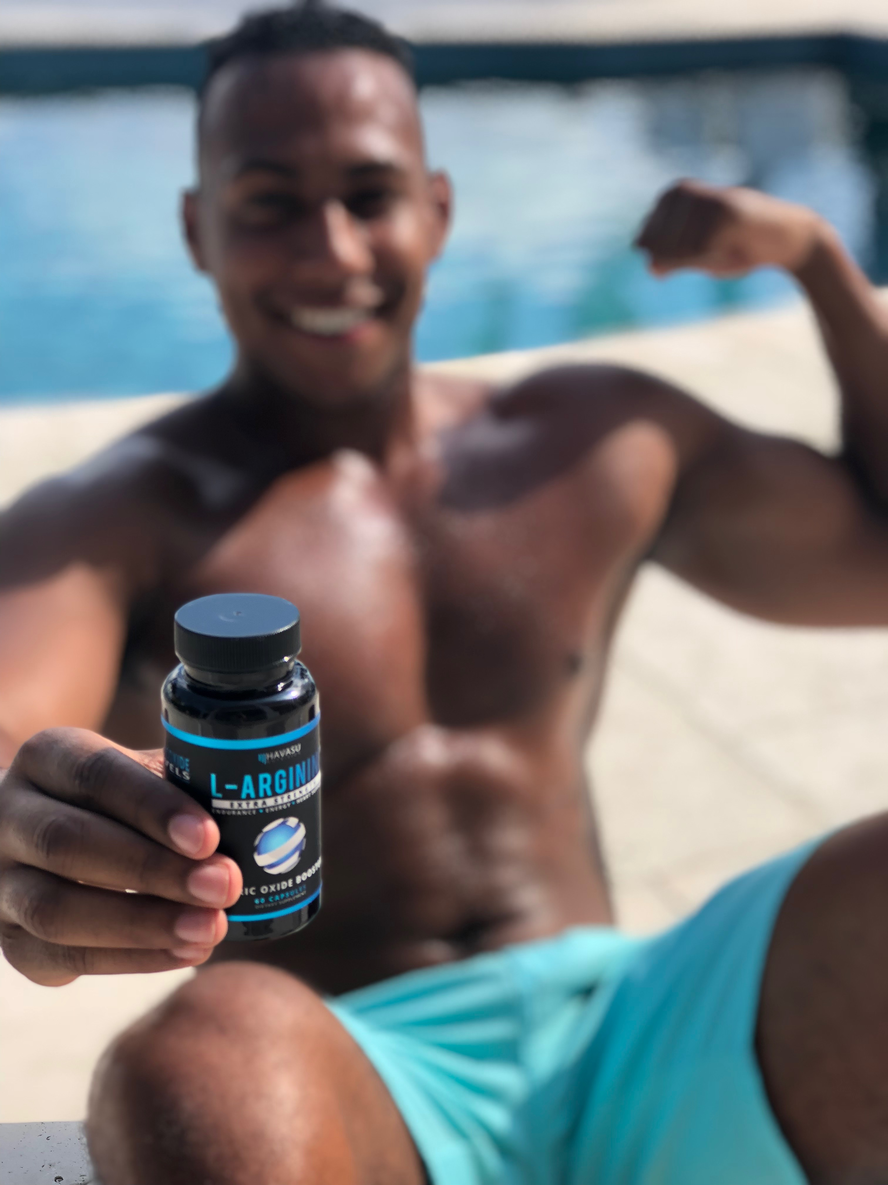Enter to win a 3 month supply of a Havasu Nutrition product of your choice. Giveaway Image