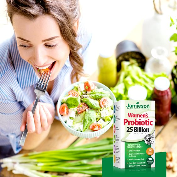 Enter to win two month's supply of Jamieson's 10 Billion Probiotics. Jamiesons Probiotics have been the top supplement brand in Canada for 100 years. $100 Value. Giveaway Image