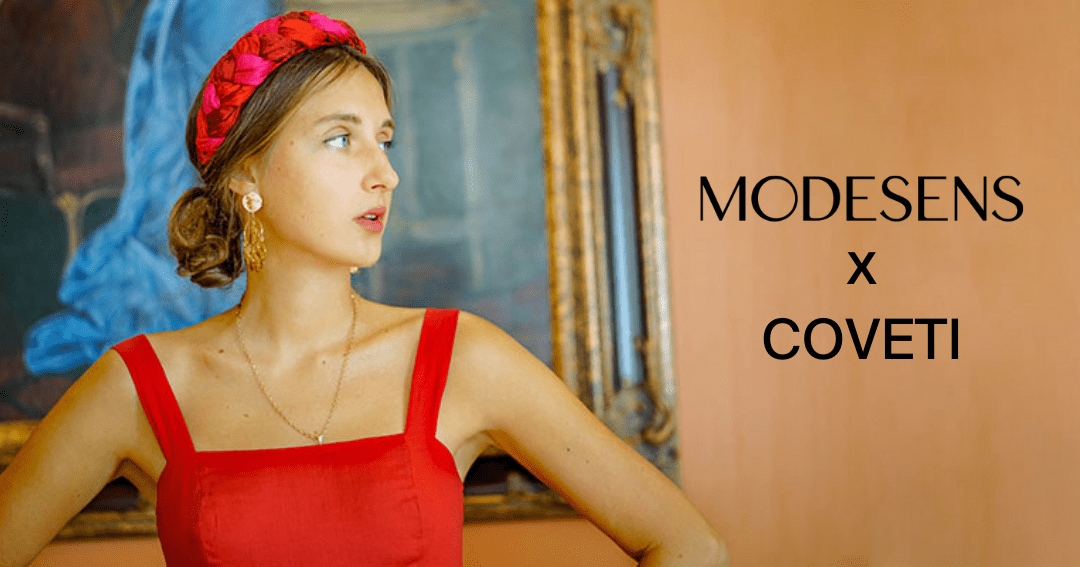 ModeSens x Coveti Sweepstakes! Kickstart Your Summer With Style & Win a $1500 Shopping Spree at Coveti! Giveaway Image