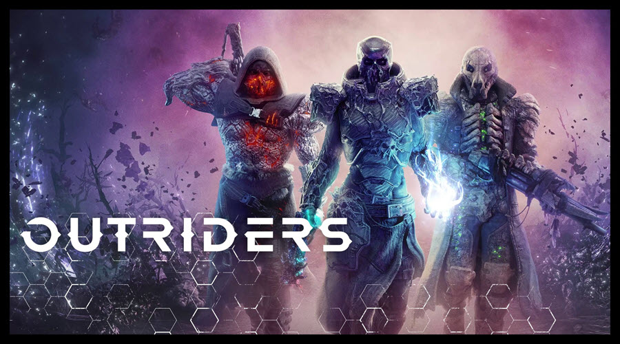 OUTRIDERS Giveaway  {05/10/2021} Giveaway Image