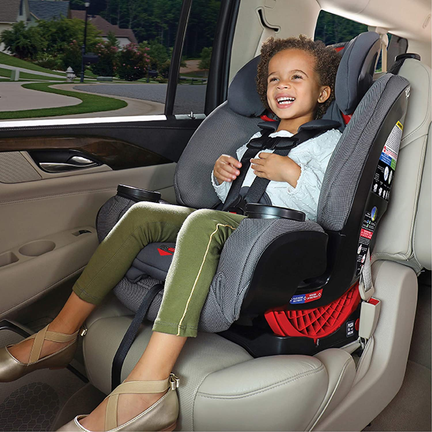 $390 All-In-One Car Seat Giveaway