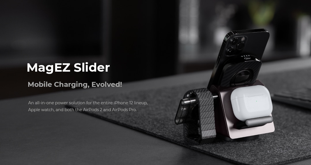 MagEZ Slider Crowdfunding Campaign Giveaway Image