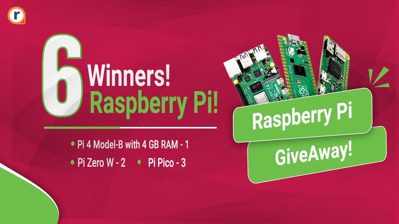 Raspberry Pi Giveaway Giveaway Image
