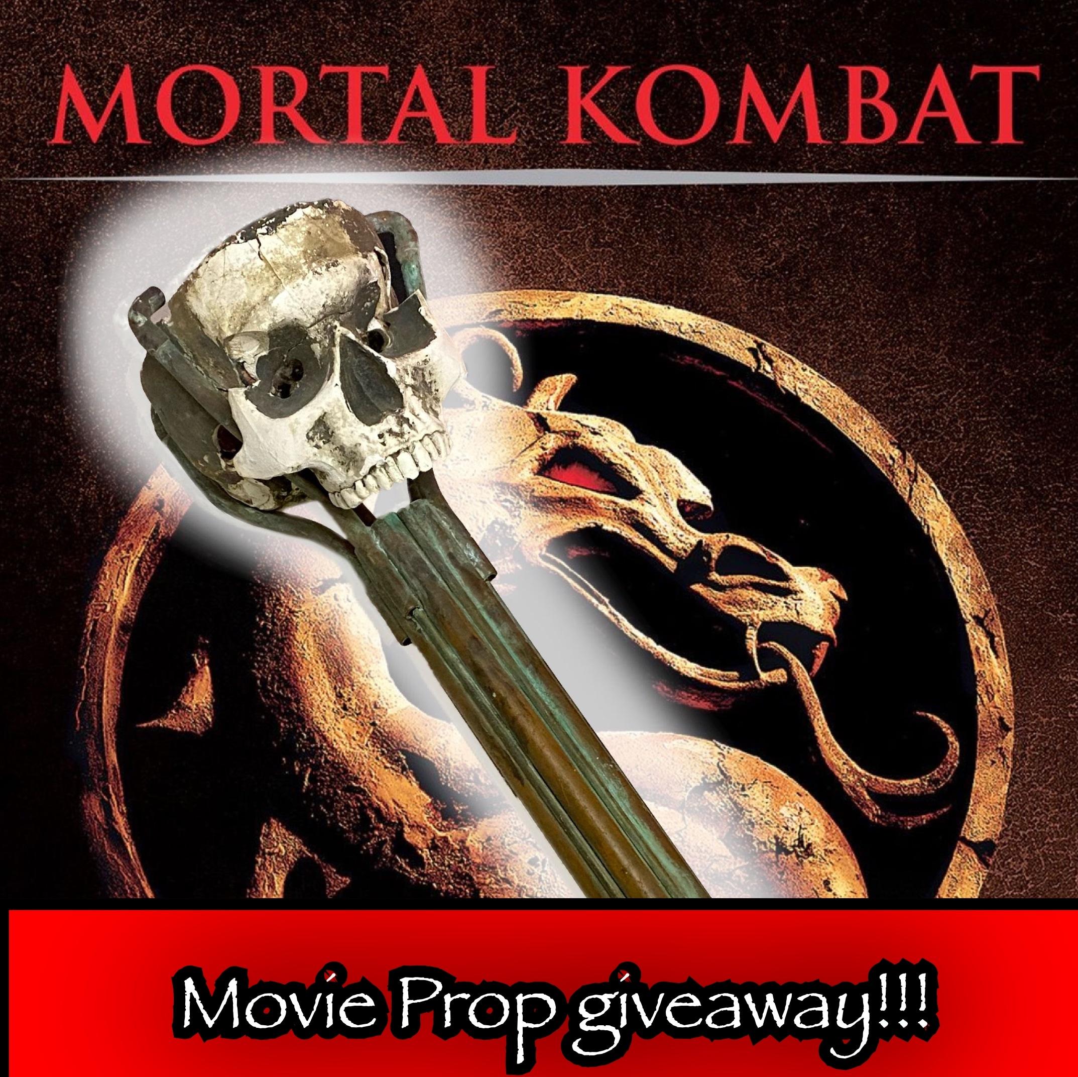 Movie Relics Mortal Kombat Prop Giveaway Giveaway Image