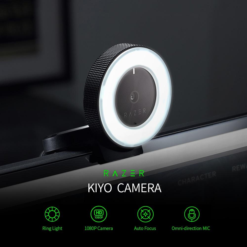 Win a Razer Kiyo Webcam Giveaway Image