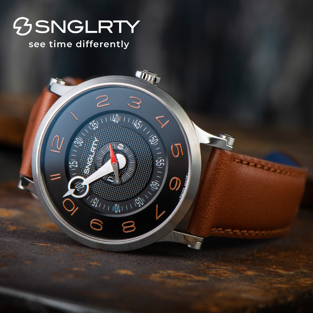 Win a SNGLRTY OHI2 Watch ($2000 value) Giveaway Image