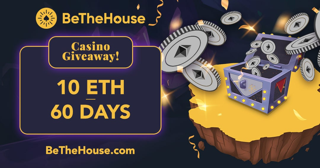 Huge ETH Launch Giveaway