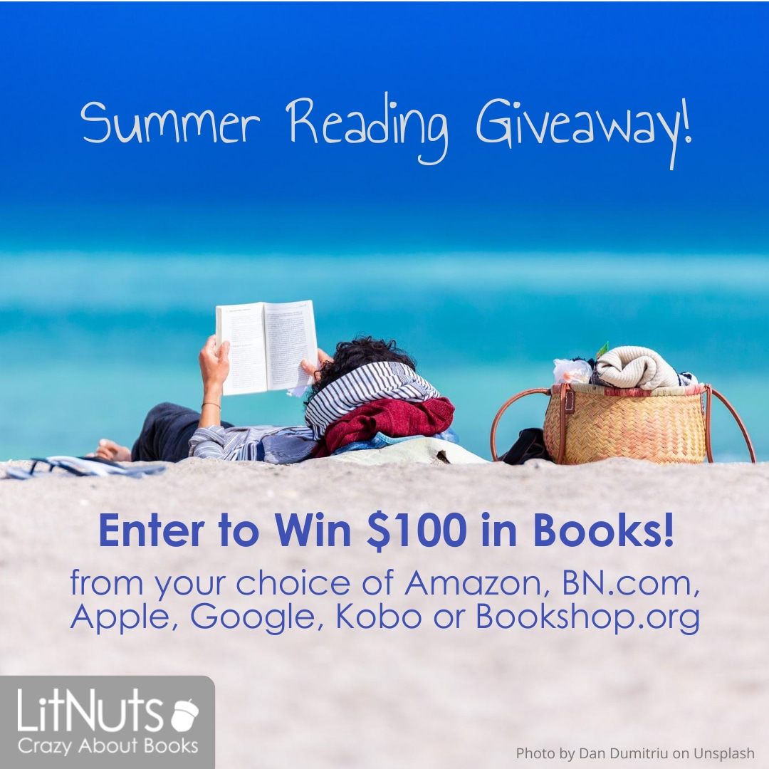Summer Reading Giveaway: Win $100 in Books!