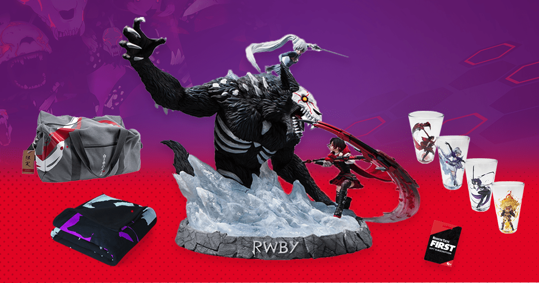 Aspyr Media ~ RWBY: Grimm Eclipse - Definitive Edition Sweepstakes Giveaway Image