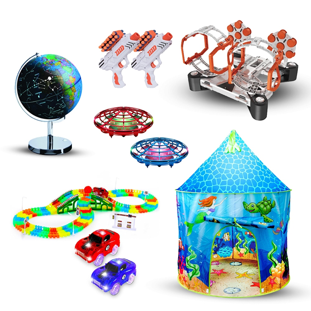 USA Toyz Giveaway - Enter to win 5 of our most popular toys (total value $215!)! Giveaway Image