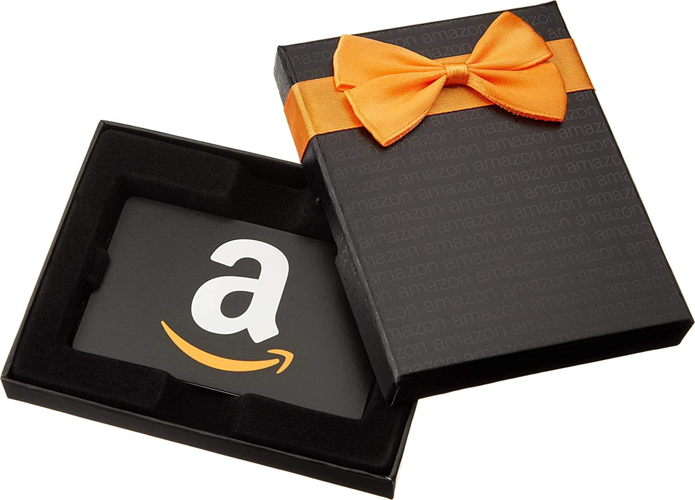 Win $75 Amazon gift card Giveaway Image