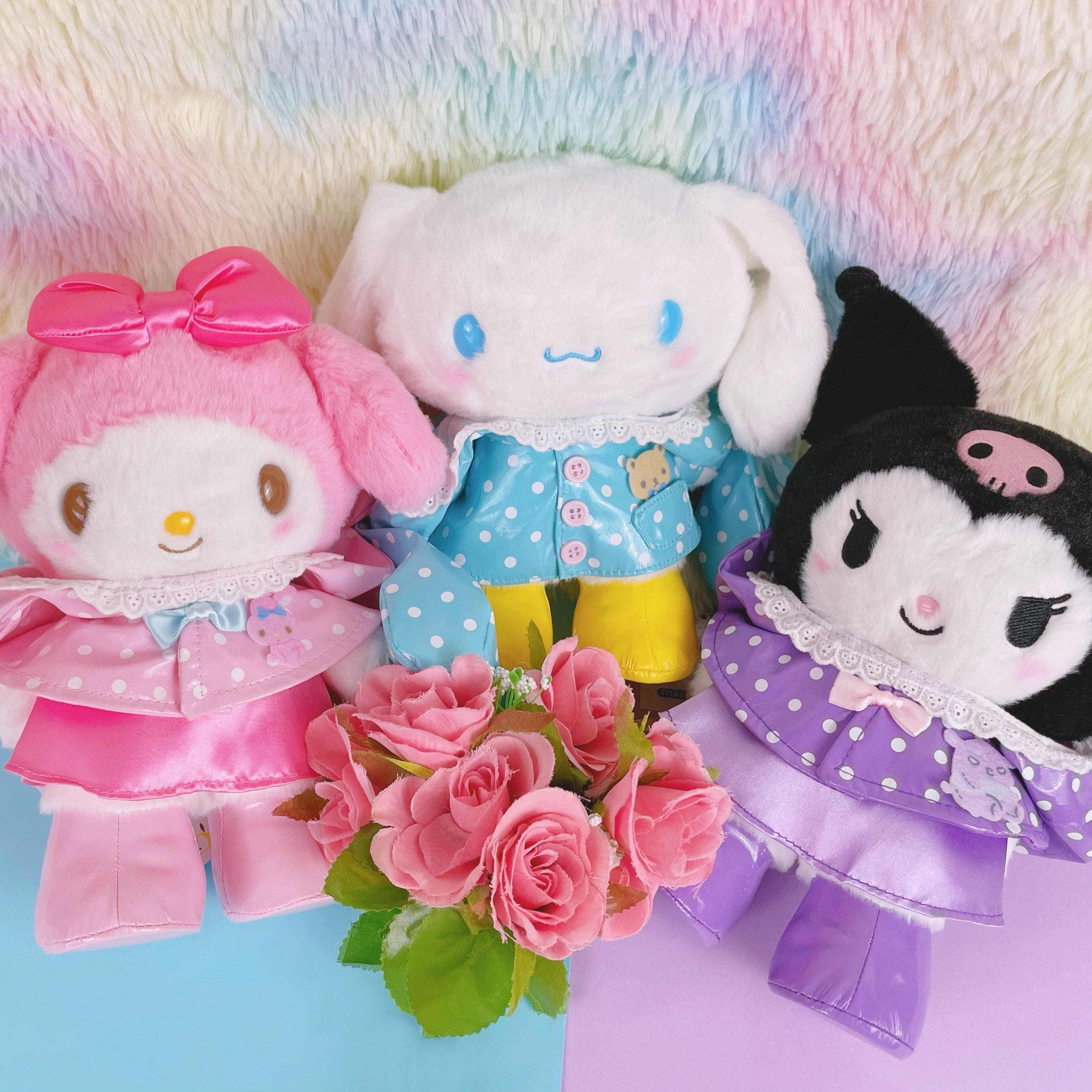 Win the Doki Doki Crate Rainy Sanrio Plushy Giveaway Image