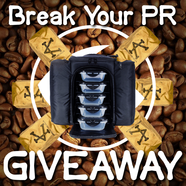 Break Your PR Giveaway