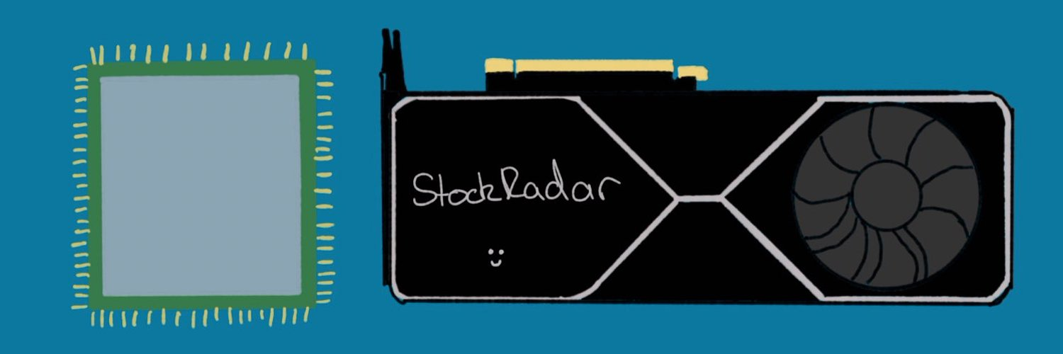 StockRadar Giveaway - 5x winners receive a gift card of their choice ($50, $100, $150) AND 10x winners receive discord nitro Giveaway Image