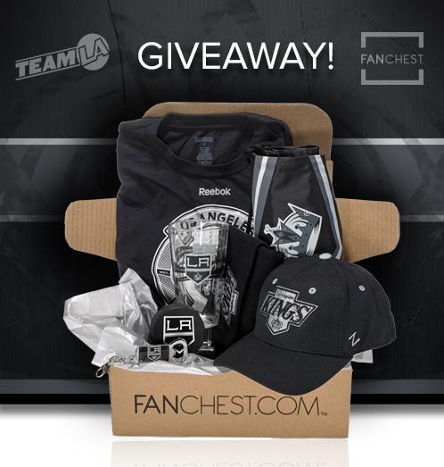 LA Kings FANCHEST Giveaway!